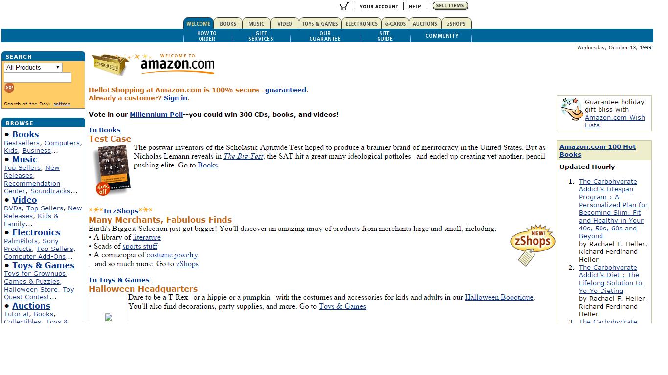 Amazon1999