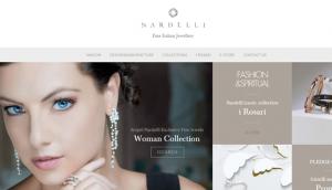 kolory w ecommerce biały Nardelli